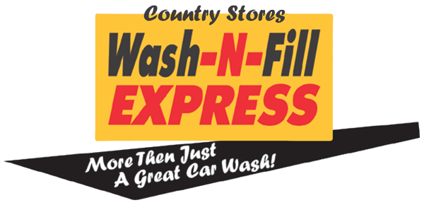 Wash N Fill Country Stores Logo
